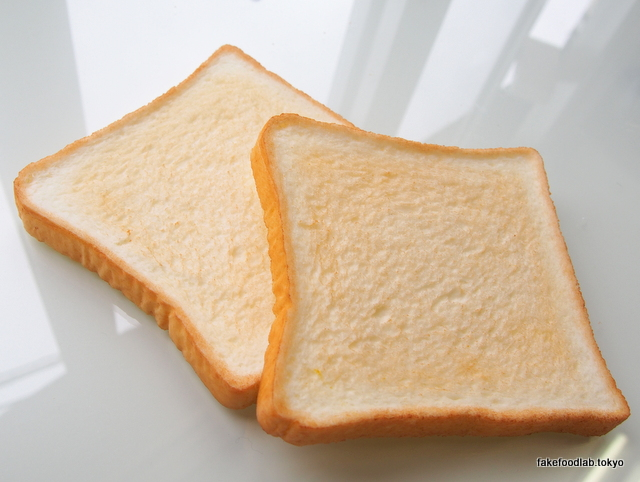 食品サンプル パンの耳